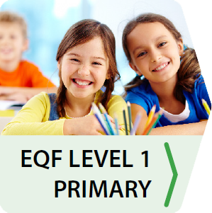 EQF Level 1 - Primary Education