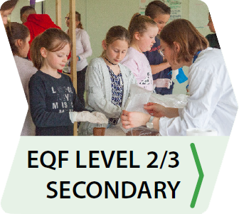 EQF Level 2/3 - Secundary Education