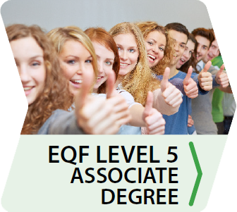 EQF Level 5 - Associate Degree